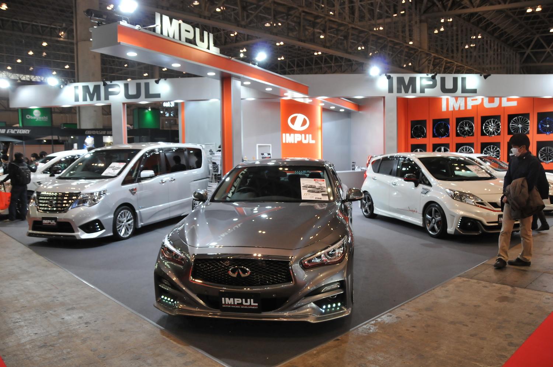 Tokyo Auto Salon2015 IMPUL