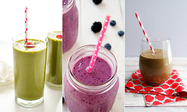 11 best smoothie recipes for the New Year