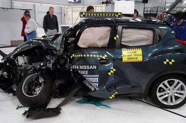IIHS Crash Test