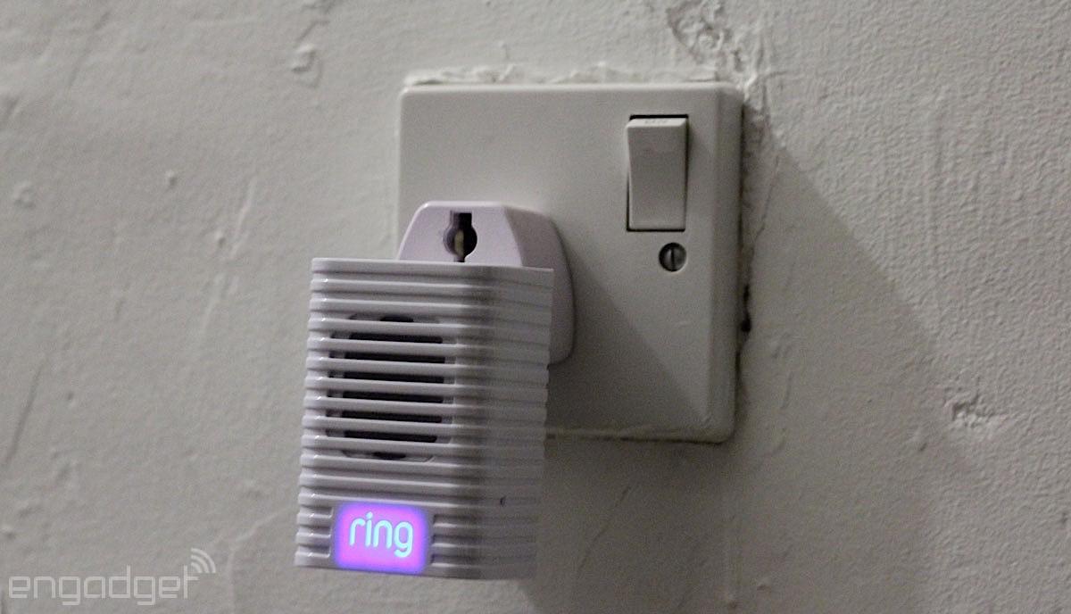 Ring\'s video doorbell let me banish unwanted visitors
