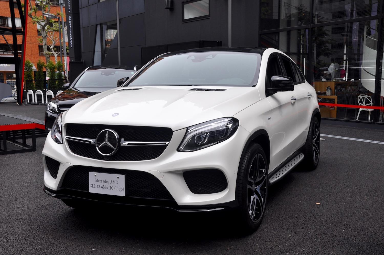 Mercedes Gls Coupe >> メルセデス・ベンツ日本「SUV イヤー 第3弾」初のSUVクーペ「GLEクーペ」を含む3車種を発表! - Autoblog 日本版