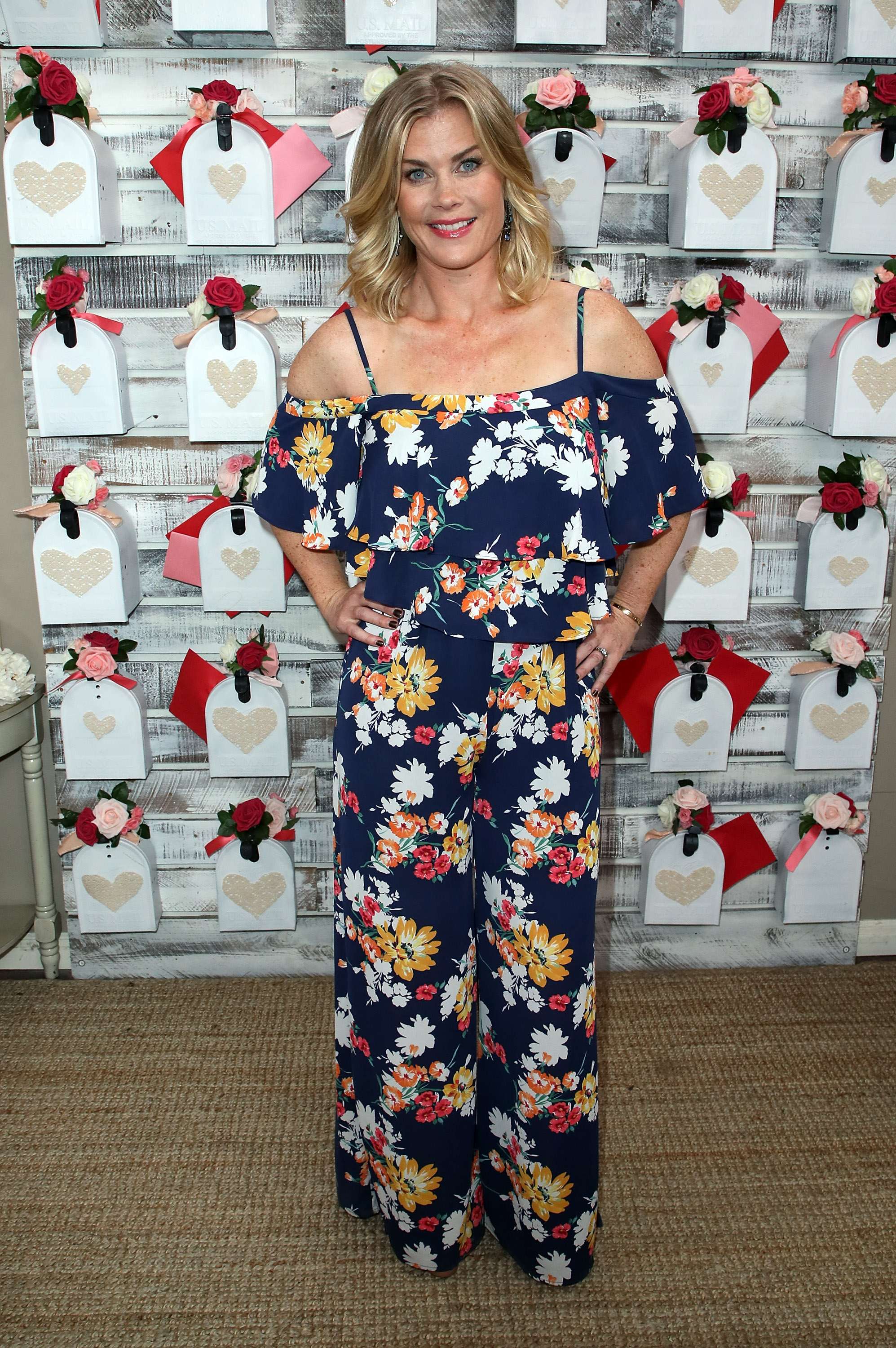 Alison Sweeney Family Pictures alison sweeney's complete style transformation - aol lifestyle