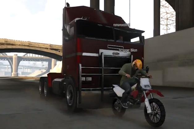 【ビデオ】『ターミネーター2』の追走シーンとそれをゲームで再現したシーンを比較