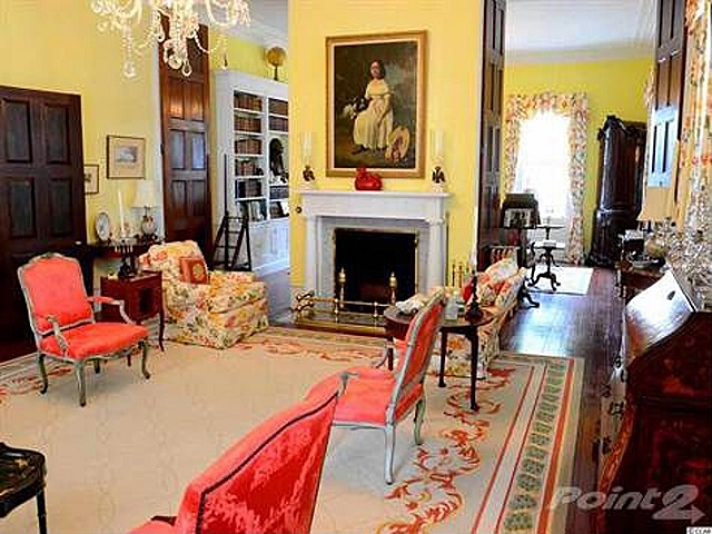formal drawing room chicora wood plantation