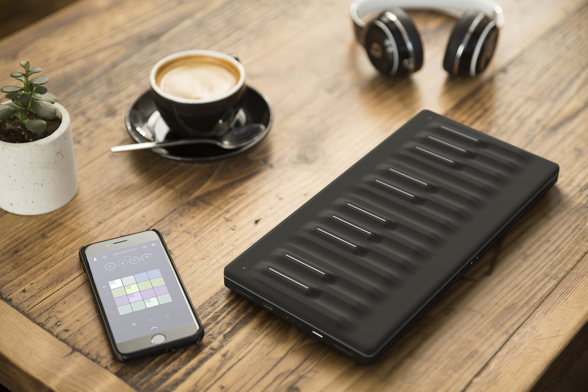 Roli takes aim at expressionists on a budget with the Block controller