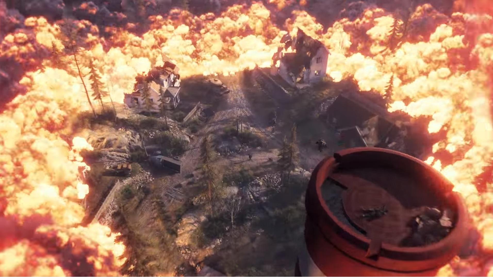 new battlefield trailer