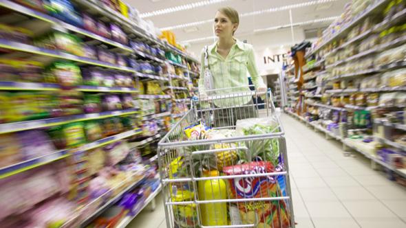 Save money on supermarket shopping