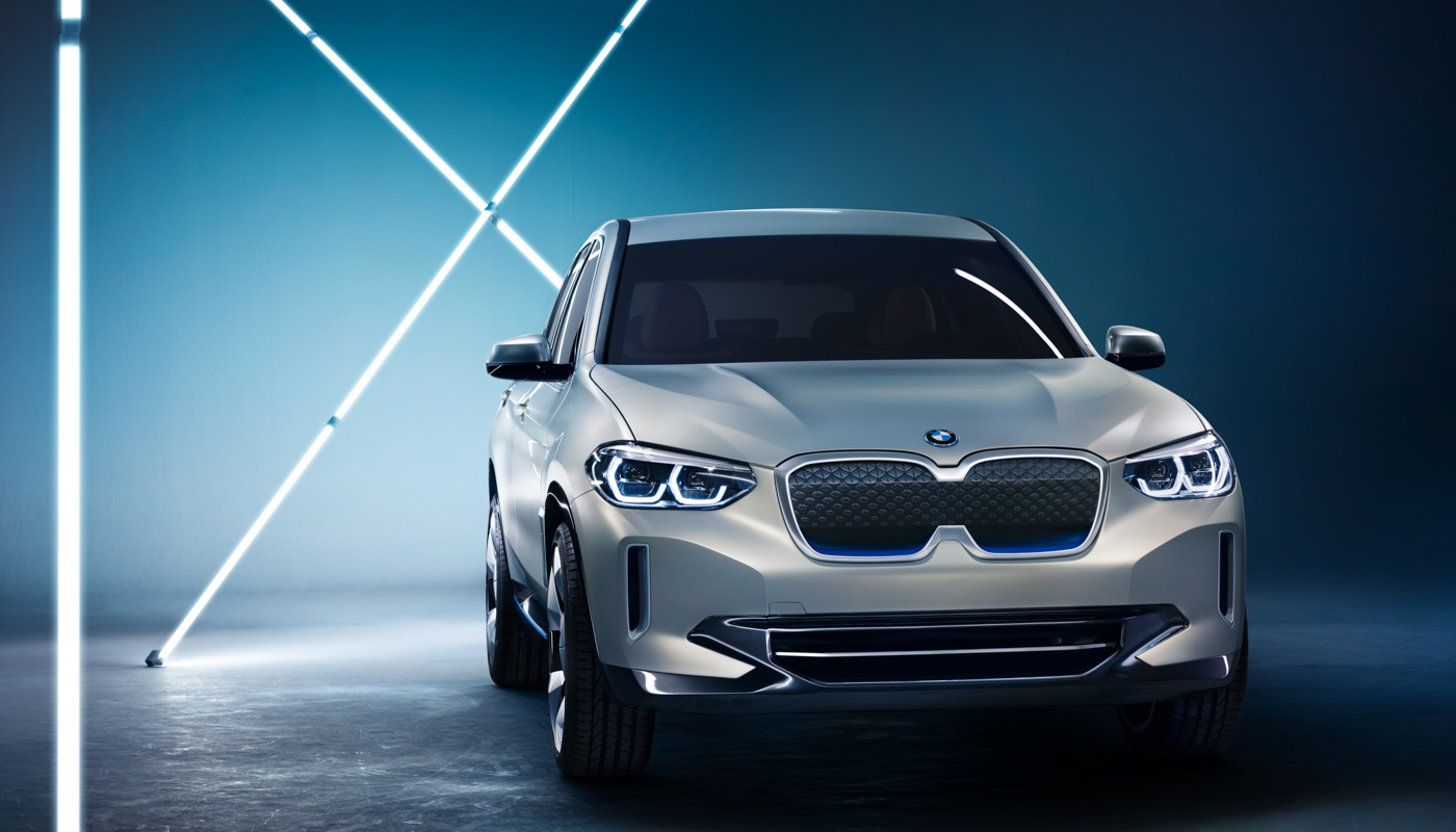 Better Way Auto >> BMW's Concept iX3 dials back the futuristic styling