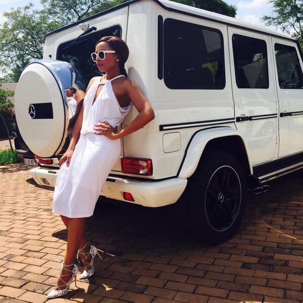 From Cassper, Somizi To Bonang -- Here's What Our Favourite Celebrities Ride