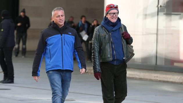 『トップギア』の新司会者マット・ルブランがクリス・エヴァンスの降板を要求?