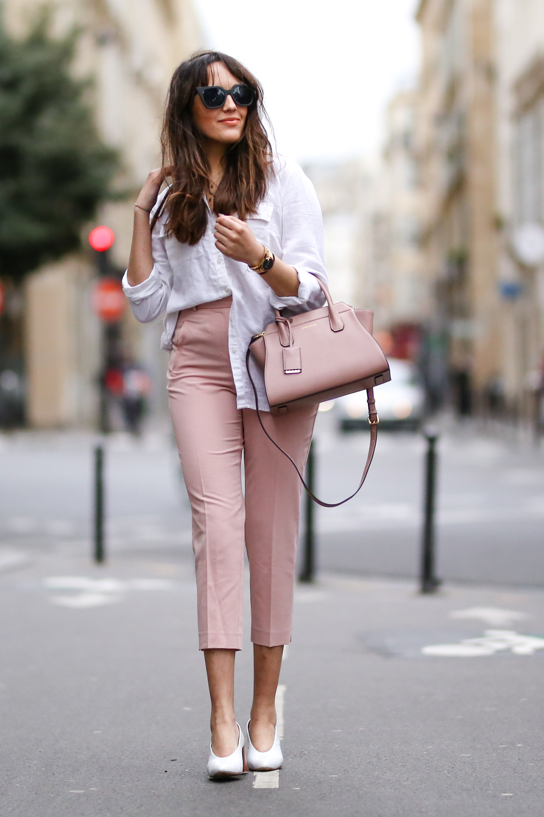 Street Style - Paris - March 2017