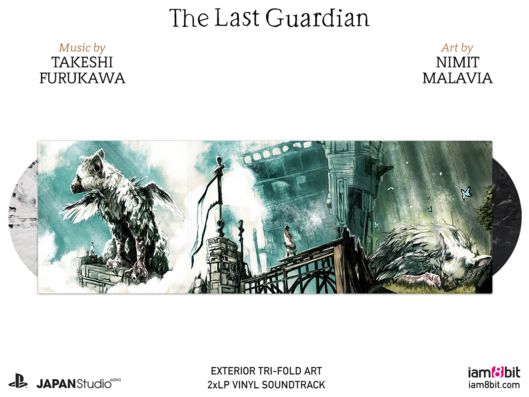 The Last Guardian Vinyl Release Announced, New Trailer Goes Behind the Music