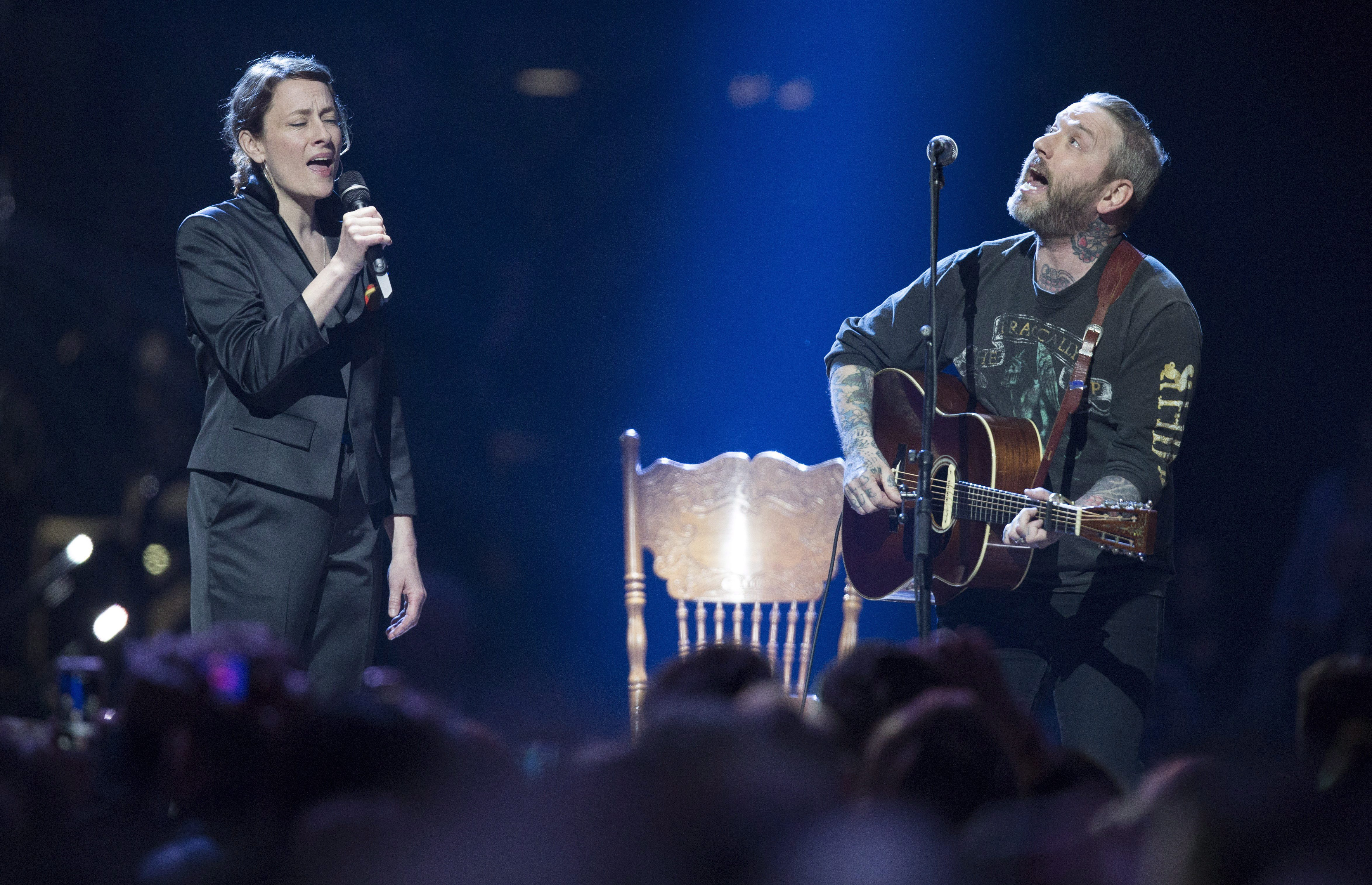 The Junos' Gord Downie Tribute Was Both Star-Studded And Simple