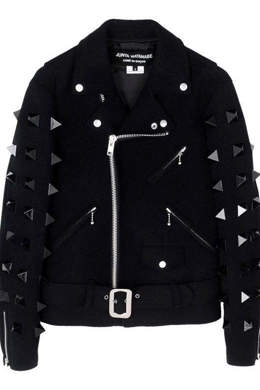Junya Watanabe studded jacket