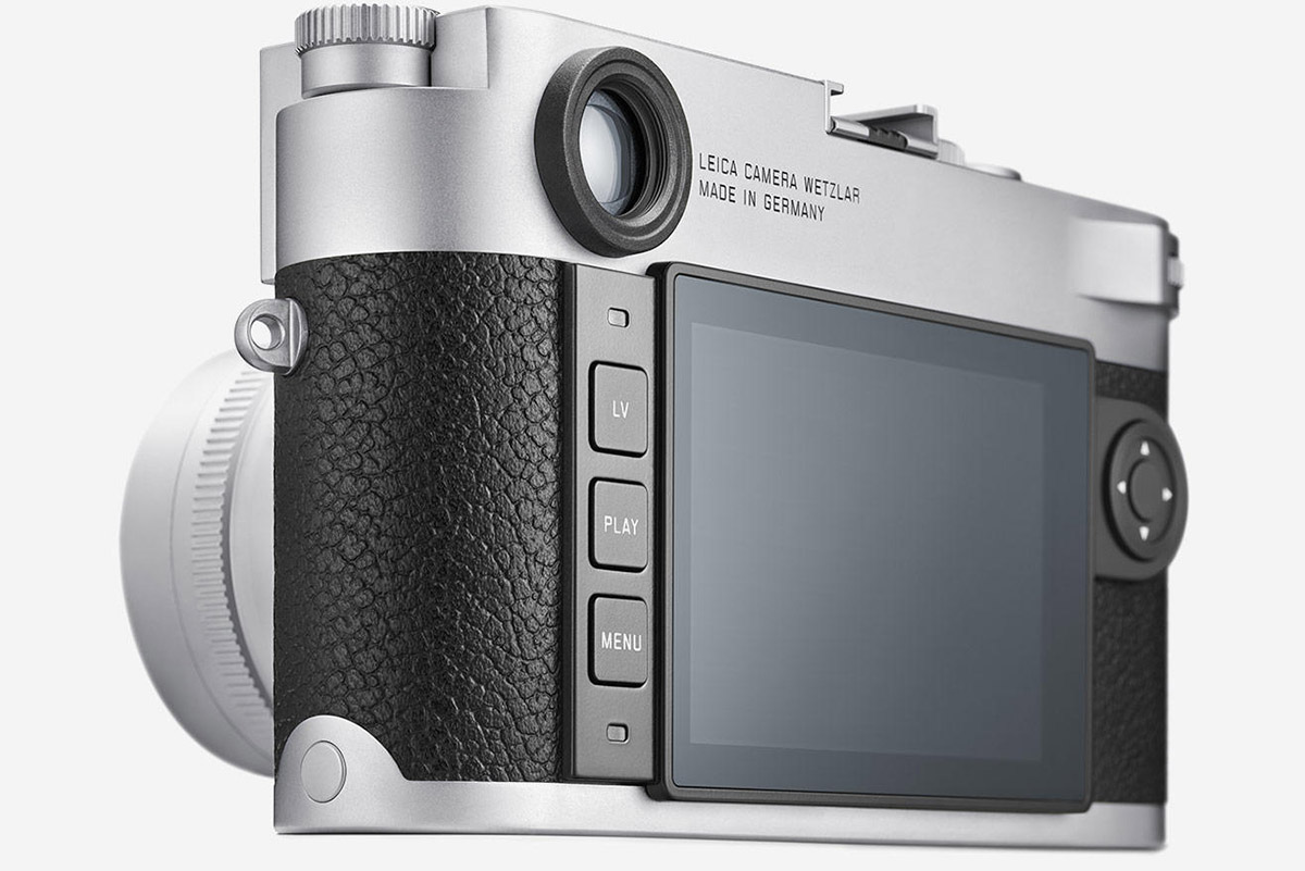 Leica's M10 rangefinder gives you full mechanical control