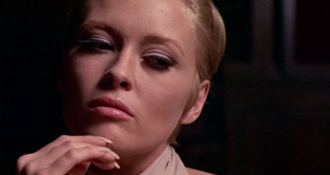 faye dunaway in the thomas crown affair