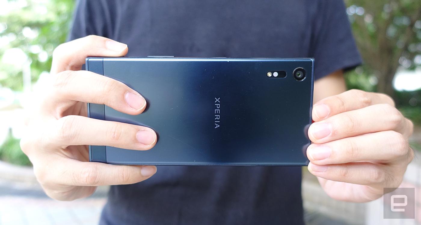 索尼 Xperia XZ 评测:手机也要五轴防抖