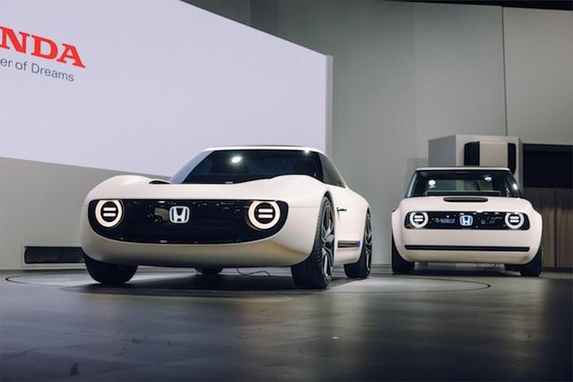 ホンダ、2022年には15分間の充電で240kmを走行可能な次世代電気自動車を投入
