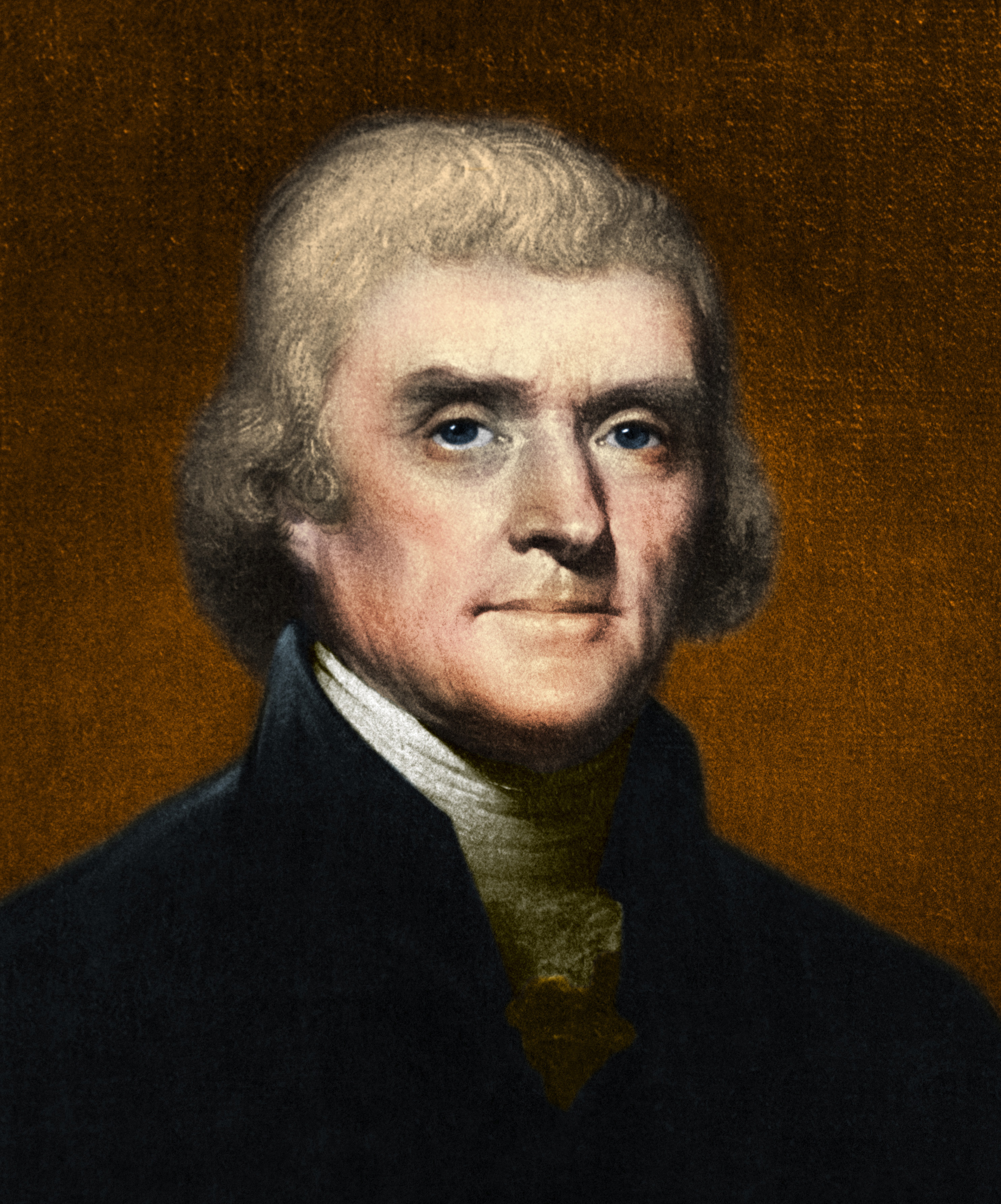 Thomas Jefferson, 3rd U.S. President