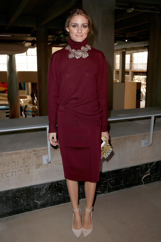 Celebrity Sighting At Paris Fashion Week, Womenswear SS 2015 : September 25th