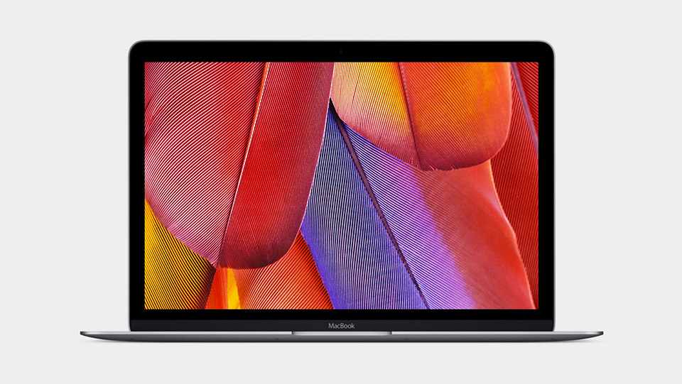 Apple's new MacBook is ultra thin and weighs just two pounds