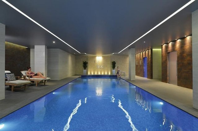 The Pool at the Colindale development