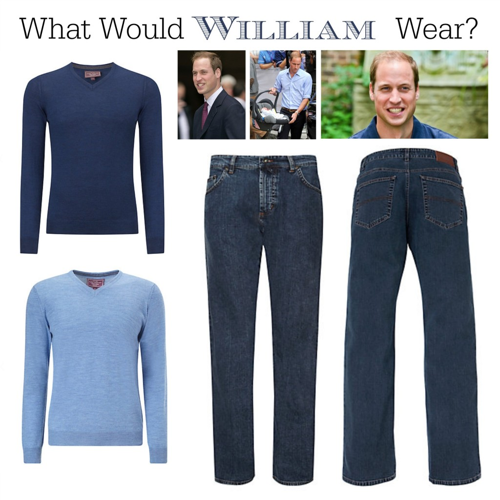 William's outfit