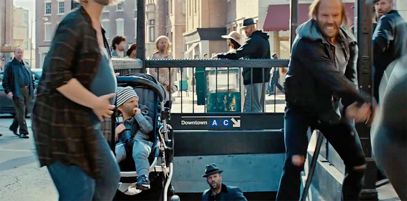 LG's Jason Statham ad is as weird as the G5