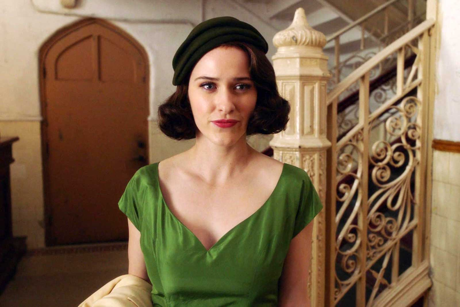Amazon gives 'Mrs. Maisel' third season just months after premiere