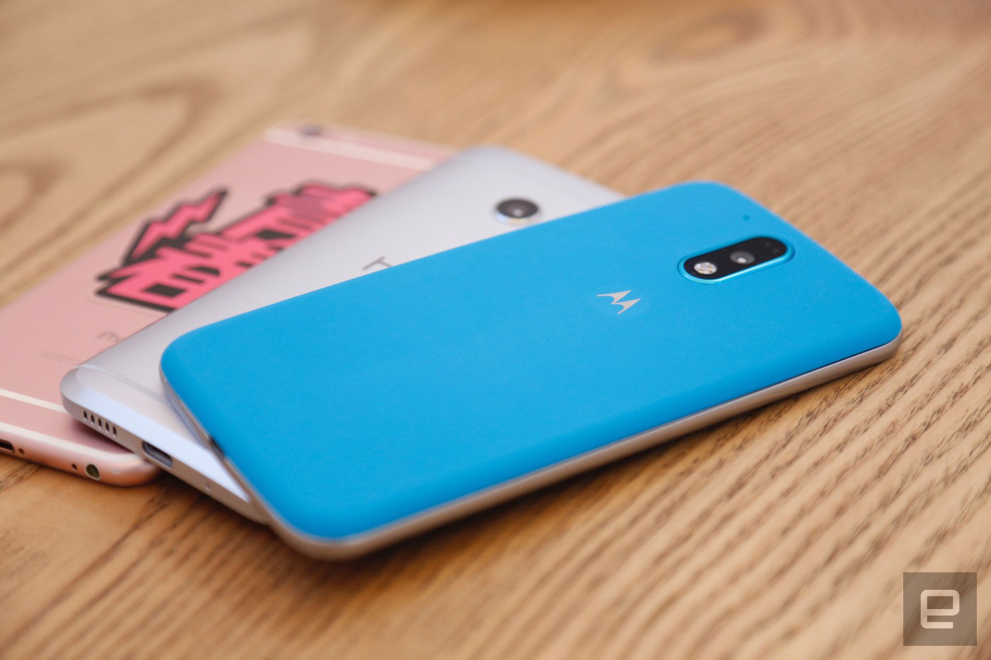 premium selection 11823 74453 Up close with the Moto G4 Plus, the best from a puzzling new lineup