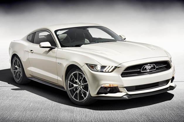 フォード「マスタング」の50周年記念モデルが1800万円で落札! 売り上げは全額寄付へ
