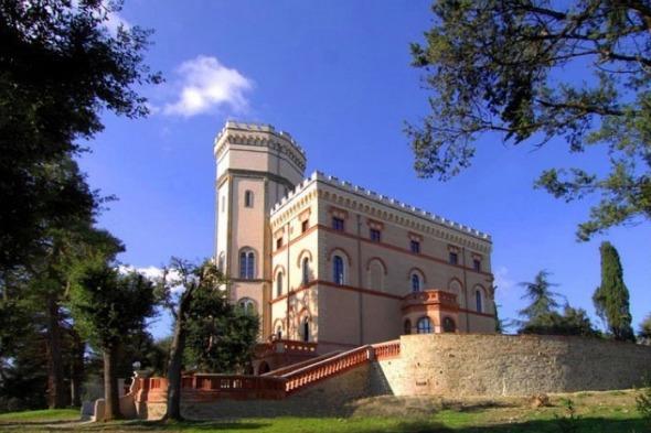 Stunning Italian castle