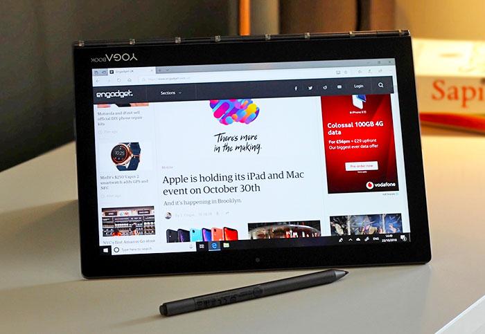 Lenovo Yoga Book C930 Review: An expensive experiment
