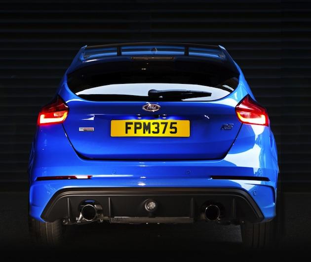フォード・パフォーマンスとマウンチューンが、「フォーカスRS」用のメーカー公認パワーアップ・キットを発表