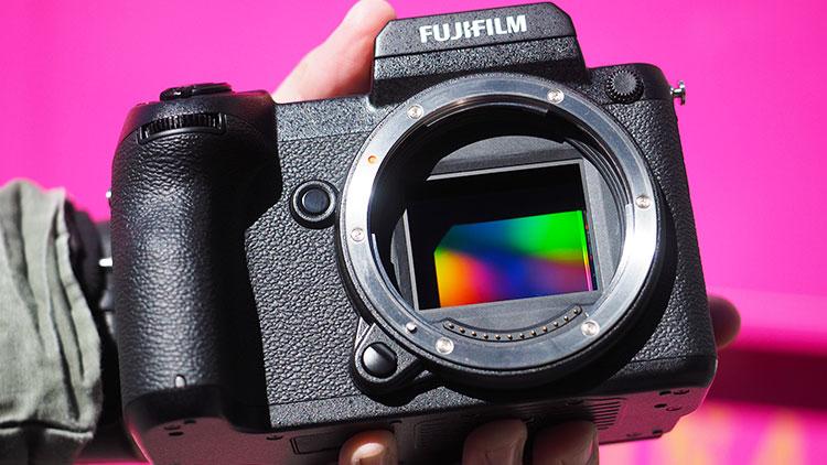Fujifilm GFX 50S   IRL