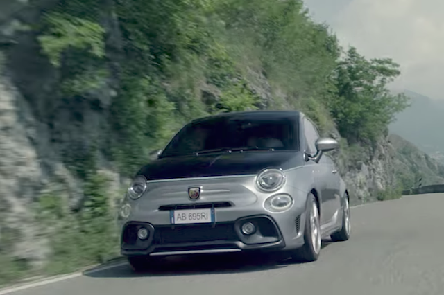 abarth unveils special edition 695 rivale aol