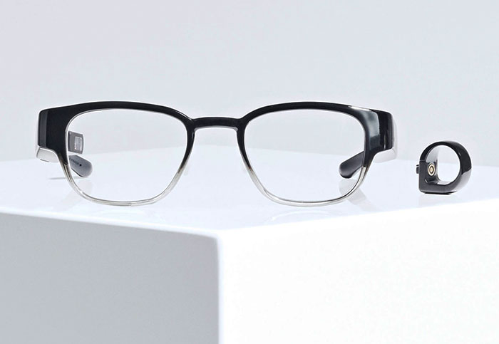 Custom-made smart glasses pick up where Google Glass left off