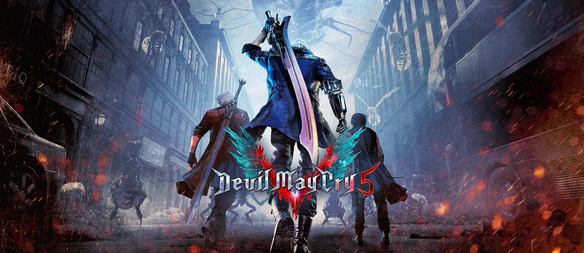 Devil May Cry 5 Hands On Fantastically Familiar Engadget