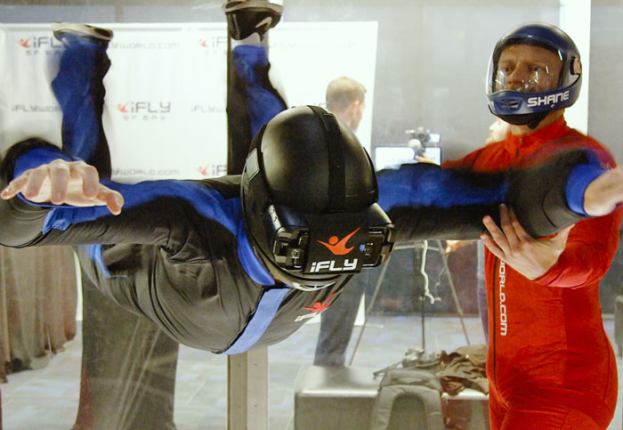 iFly VR Hands-On