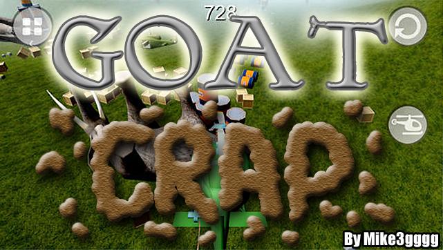 goat crap