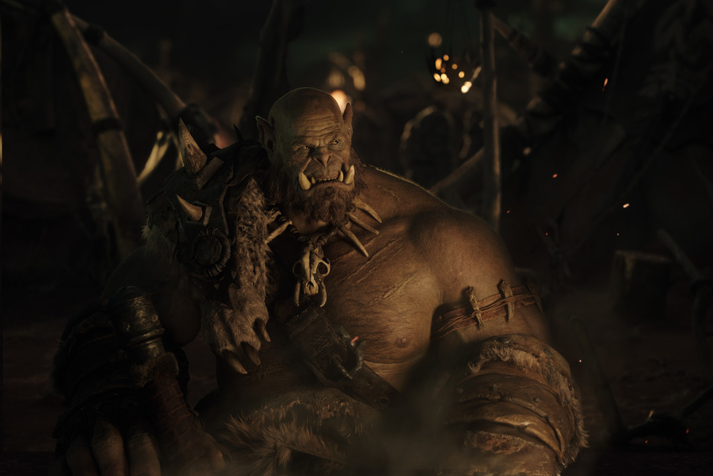 Warcraft, World of Warcraft, orgrim, robert kazinsky