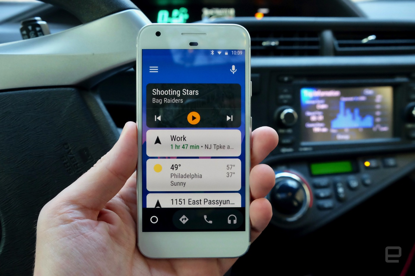 android auto is now a standalone app you can download to your phone. Black Bedroom Furniture Sets. Home Design Ideas