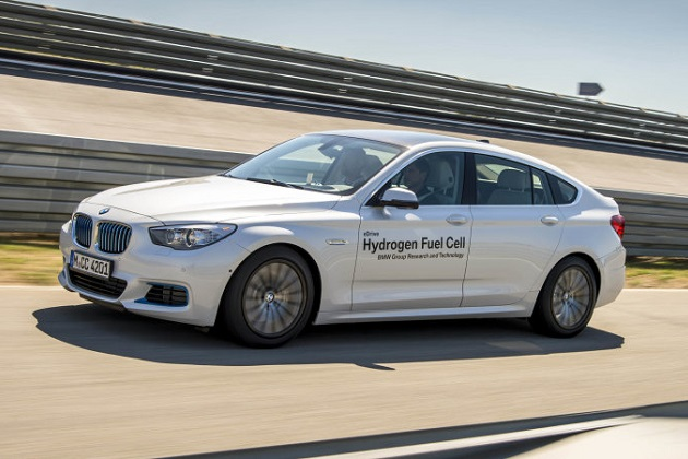 BMWの燃料電池自動車、発売は2020年以降になる見込み