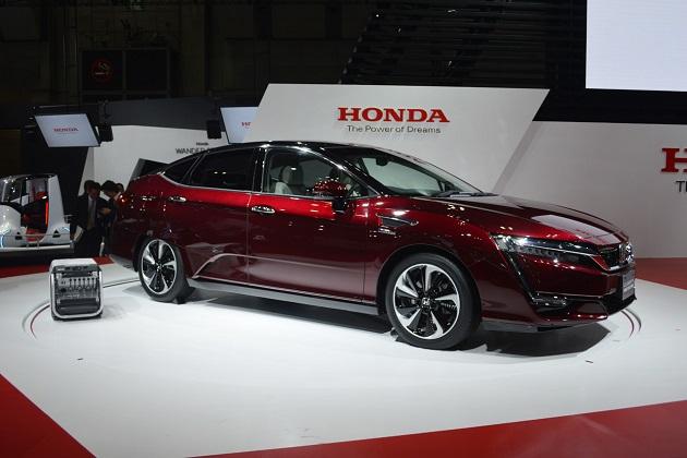 水素燃料電池を共同開発しているホンダとGM、工場の新設を検討