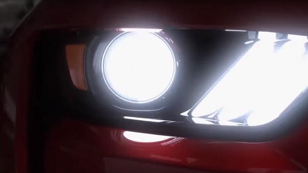 【ビデオ】フォード史上最強の公道仕様車、新型「マスタング シェルビー GT500」が2019年に登場!