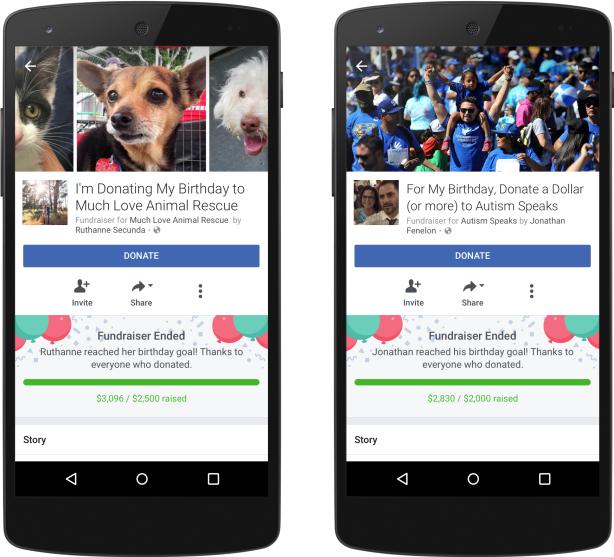 Les notifications d'anniversaire sur Facebook vont devenir beaucoup plus