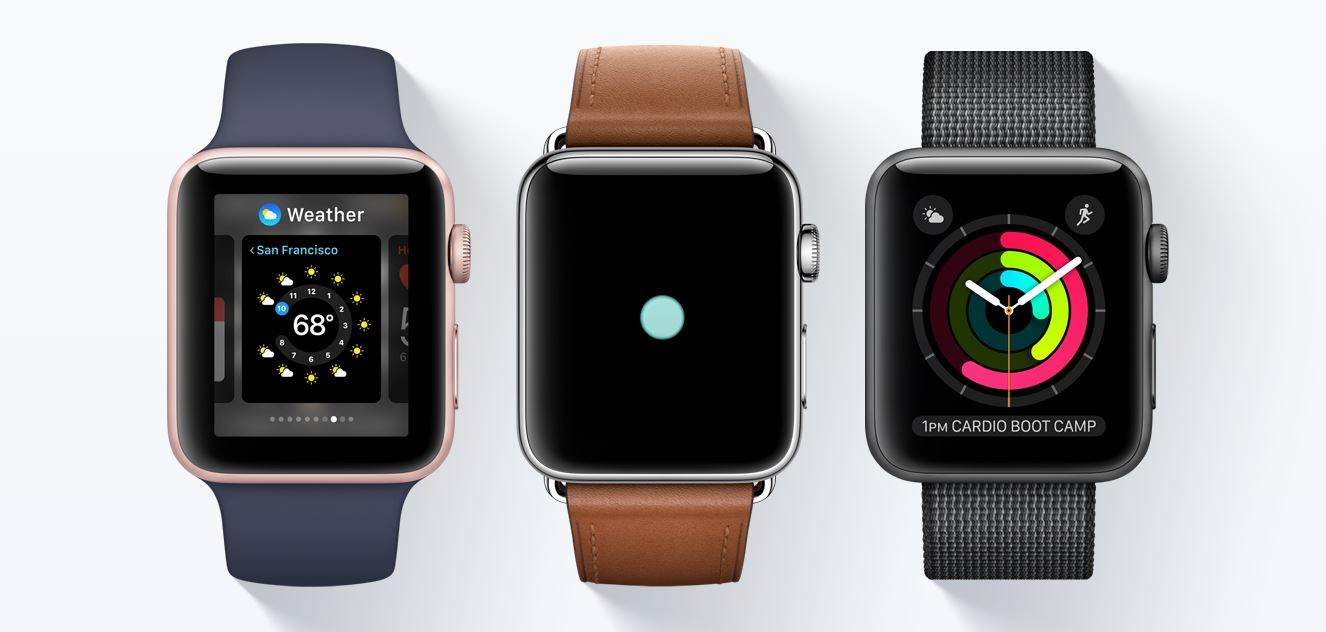 The new watch0S 3 is a major