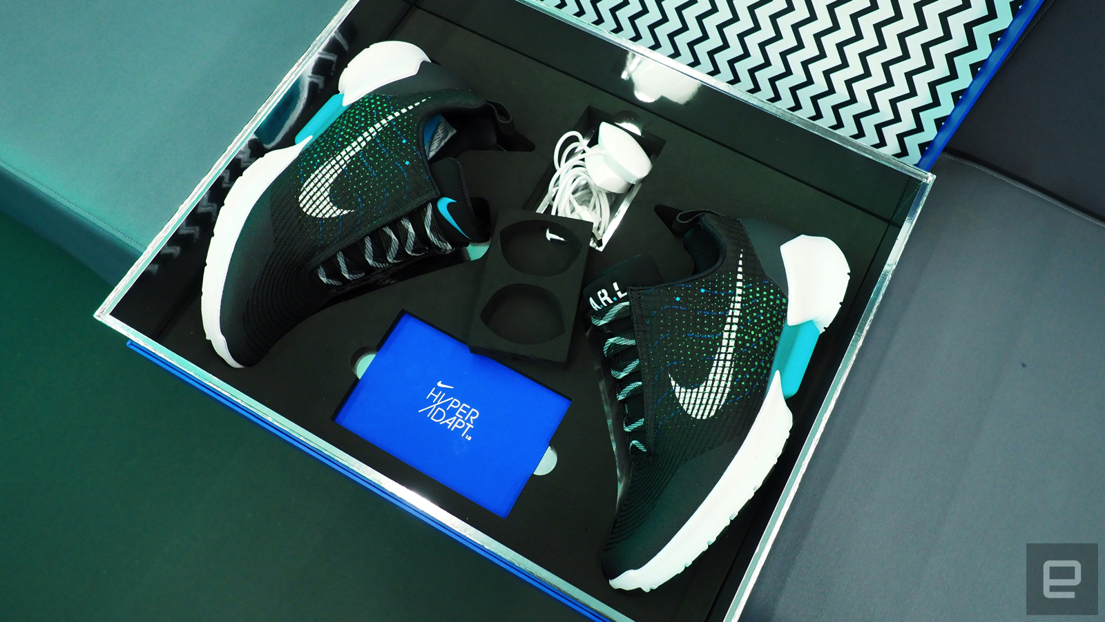f50a7bdbaf95 A first look at Nike s self-lacing HyperAdapt sneakers