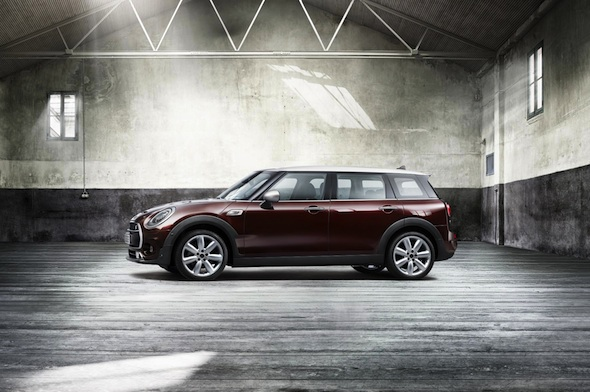 History Of The Mini Clubman Aol