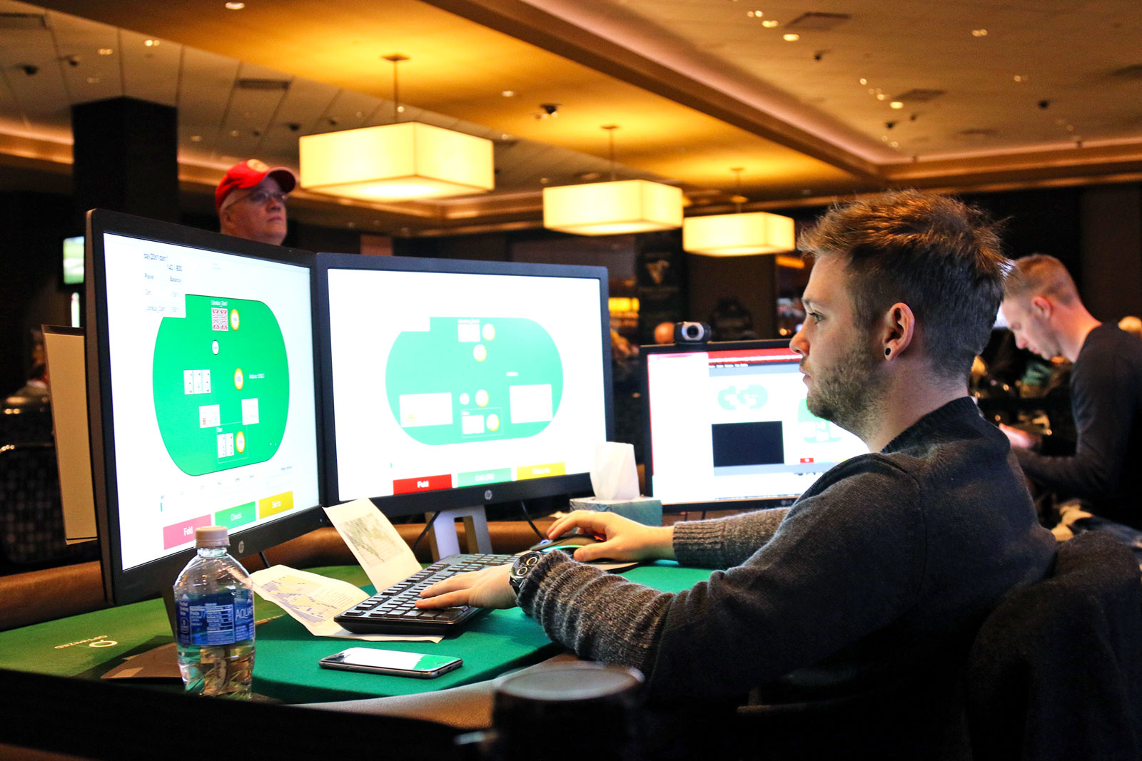 How An Ai Took Down Four World Class Poker Pros Perfectly Imperfect Silicon Chips The Electronic Brains That Run